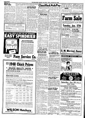 The Malvern Leader from Malvern, Iowa on January 22, 1948 · Page 8