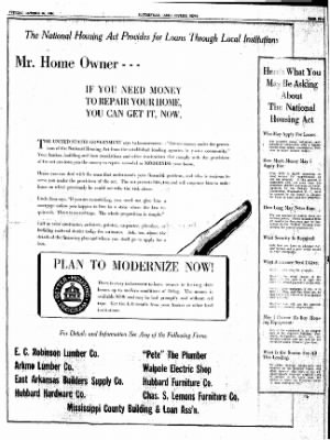 The Courier News from Blytheville, Arkansas on October 30, 1934 · Page 5