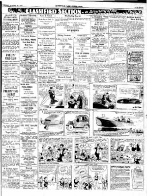 The Courier News from Blytheville, Arkansas on October 30, 1934 · Page 7