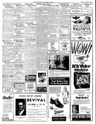 Mt. Vernon Register-News from Mt Vernon, Illinois on October 7, 1952 · Page 2