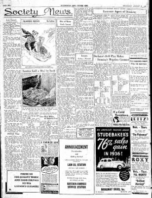 The Courier News from Blytheville, Arkansas on January 27, 1937 · Page 2