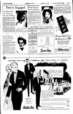 Express and News from San Antonio, Texas on April 16, 1961 · Page 65