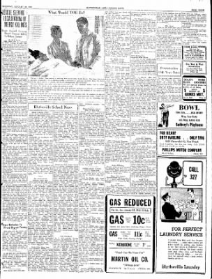 The Courier News from Blytheville, Arkansas on January 29, 1938 · Page 3
