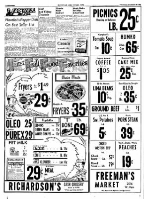 The Courier News from Blytheville, Arkansas on September 29, 1955 · Page 15