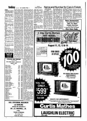Garden City Telegram from Garden City, Kansas on August 10, 1976 · Page 10