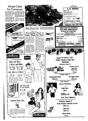 Garden City Telegram from Garden City, Kansas on August 13, 1976 · Page 11