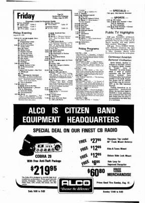 Garden City Telegram from Garden City, Kansas on August 13, 1976 · Page 24