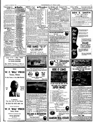 Mt. Vernon Register-News from Mt Vernon, Illinois on October 28, 1952 · Page 7