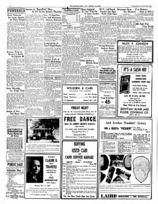 Mt. Vernon Register-News from Mt Vernon, Illinois on October 29, 1952 · Page 2