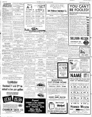 The Courier News from Blytheville, Arkansas on May 13, 1952 · Page 10