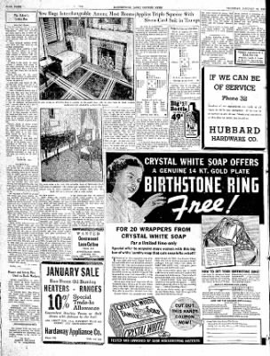 The Courier News from Blytheville, Arkansas on January 28, 1937 · Page 8