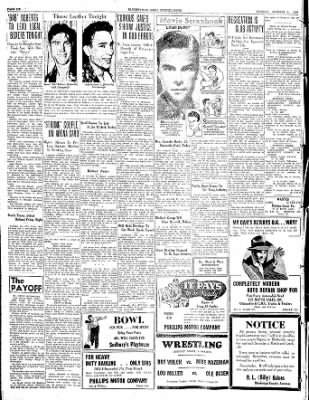 The Courier News from Blytheville, Arkansas on January 31, 1938 · Page 6