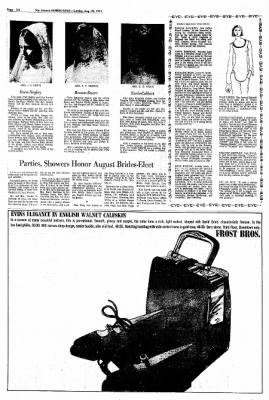 Express and News from San Antonio, Texas on August 22, 1971 · Page 52