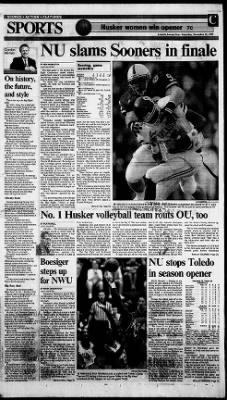 Lincoln Journal Star from Lincoln, Nebraska on November 25, 1995 · 17
