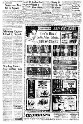 Lake Charles American-Press from Lake Charles, Louisiana on July 1, 1964 · Page 6