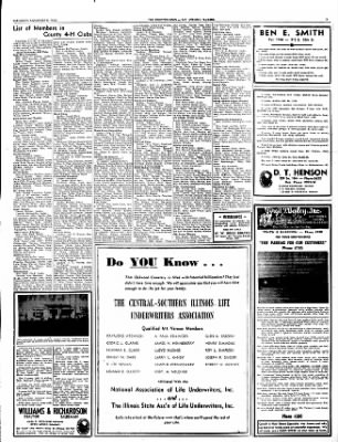 Mt. Vernon Register-News from Mt Vernon, Illinois on November 8, 1952 · Page 7