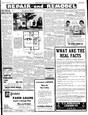 The Courier News from Blytheville, Arkansas on February 1, 1938 · Page 3