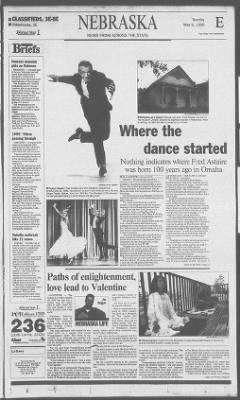 Lincoln Journal Star from Lincoln, Nebraska on May 9, 1999 · 39