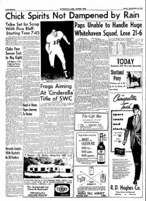 The Courier News from Blytheville, Arkansas on September 30, 1955 · Page 12