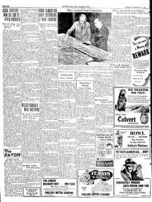 The Courier News from Blytheville, Arkansas on February 1, 1938 · Page 6