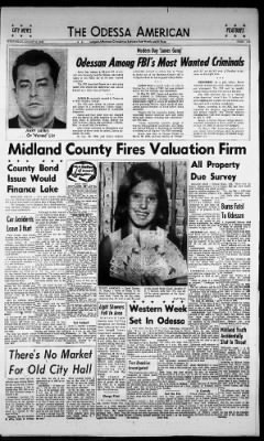The Odessa American from Odessa, Texas on August 16, 1967 · 15