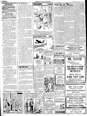 The Courier News from Blytheville, Arkansas on April 5, 1944 · Page 4