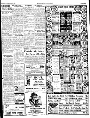The Courier News from Blytheville, Arkansas on February 2, 1938 · Page 3