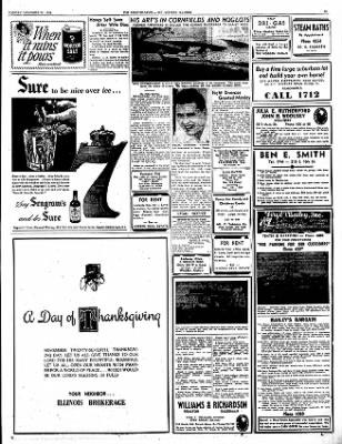 Mt. Vernon Register-News from Mt Vernon, Illinois on November 25, 1952 · Page 13