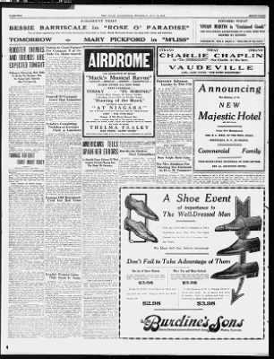 the miami news from miami florida on july 18 1918 2 Miami Beach Zoning Map