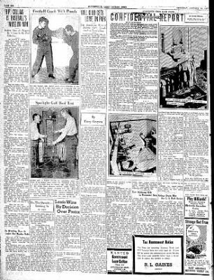 The Courier News from Blytheville, Arkansas on January 30, 1937 · Page 6