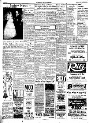 The Courier News from Blytheville, Arkansas on January 9, 1956 · Page 4