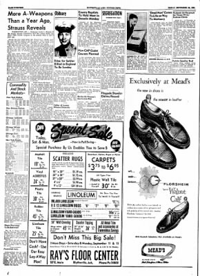 The Courier News from Blytheville, Arkansas on September 10, 1954 · Page 14