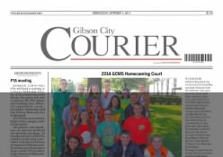 Gibson City Courier