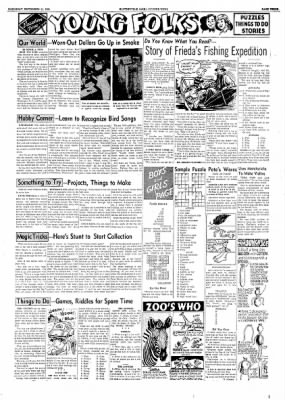 The Courier News from Blytheville, Arkansas on September 11, 1954 · Page 3