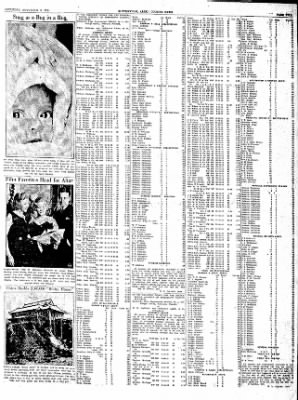The Courier News from Blytheville, Arkansas on November 3, 1934 · Page 5