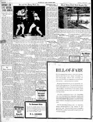 The Courier News from Blytheville, Arkansas on February 1, 1937 · Page 6