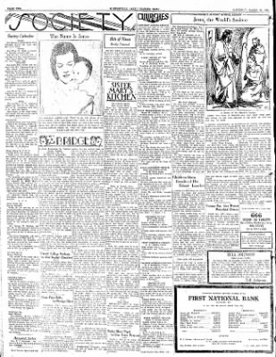 The Courier News from Blytheville, Arkansas on March 28, 1931 · Page 2