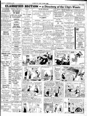 The Courier News from Blytheville, Arkansas on November 3, 1934 · Page 7