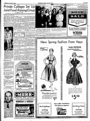 The Courier News from Blytheville, Arkansas on January 10, 1956 · Page 5