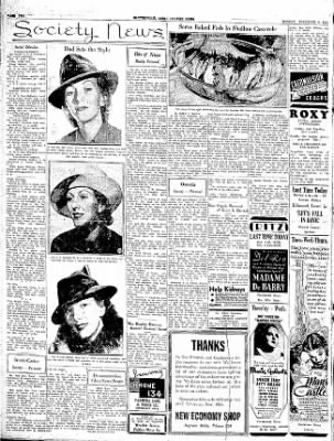 The Courier News from Blytheville, Arkansas on November 5, 1934 · Page 2