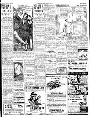 The Courier News from Blytheville, Arkansas on February 4, 1938 · Page 3