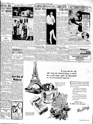 The Courier News from Blytheville, Arkansas on November 5, 1934 · Page 3