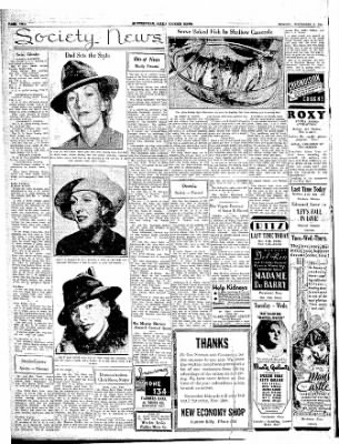 The Courier News from Blytheville, Arkansas on November 5, 1934 · Page 4