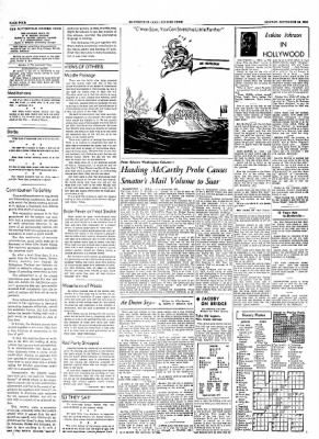 The Courier News from Blytheville, Arkansas on September 13, 1954 · Page 4