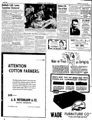 The Courier News from Blytheville, Arkansas on July 20, 1950 · Page 2