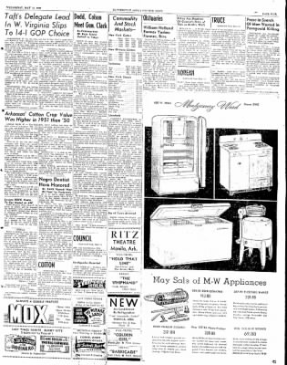 The Courier News from Blytheville, Arkansas on May 14, 1952 · Page 5