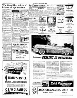 The Courier News from Blytheville, Arkansas on July 20, 1950 · Page 7