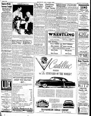 The Courier News from Blytheville, Arkansas on March 20, 1948 · Page 6