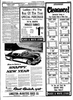 The Courier News from Blytheville, Arkansas on January 11, 1956 · Page 3