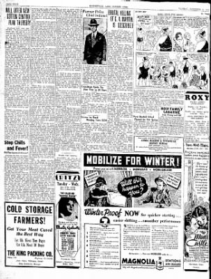 The Courier News from Blytheville, Arkansas on November 6, 1934 · Page 8